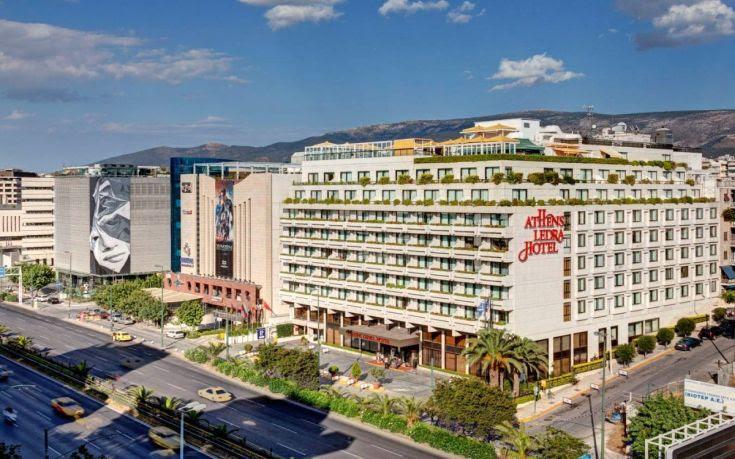 Ποια εταιρεία αγόρασε το ξενοδοχείο Athens Ledra