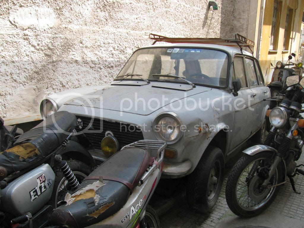 Autobianchi Primula Berlina 65C 5door hatchback (1) photo IMG_7775.jpg