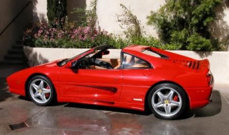 1999 Ferrari F355 Gts F1 For Sale
