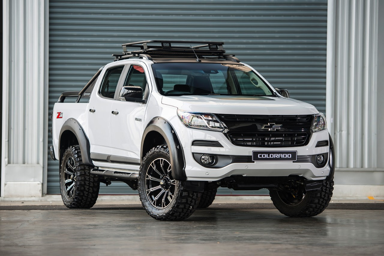 2019 Holden Colorado Picture, Redesign, Concept, Release ...