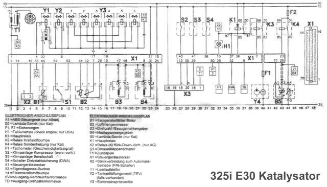 Bmw E36 Touring Schaltplan