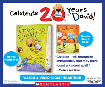 Grow Up, David by David Shannon