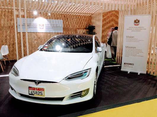Tesla Enters Dubai (As We Scooped Last Month), Dubai's Road & Transport Authority Agrees To Purchase 200 Vehicles For Use As Taxis (Wow!)
