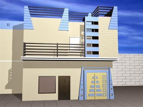 marla beatiful house front design  pakistan