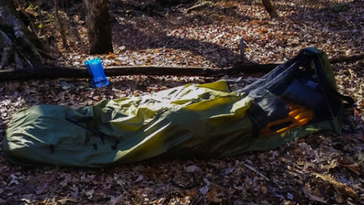 This Bivy-Backpack Combo Takes Ultralight to the Next Level