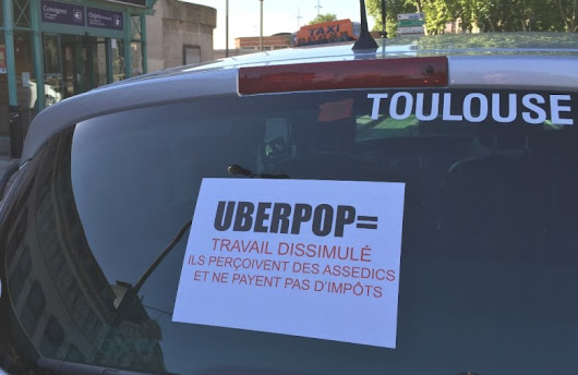 Uber suspends UberPOP in France, citing safety and legal concerns