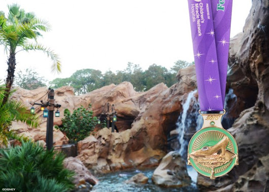 Disney Princess Weekend Race Medals
