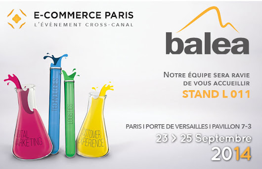 Balea Salon E-commerce 2014 - Balea