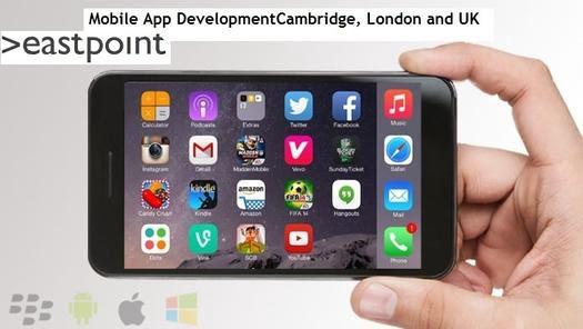 Eastpoint Software Mobile App Development and Developers Cambridge, West London, London, UK…