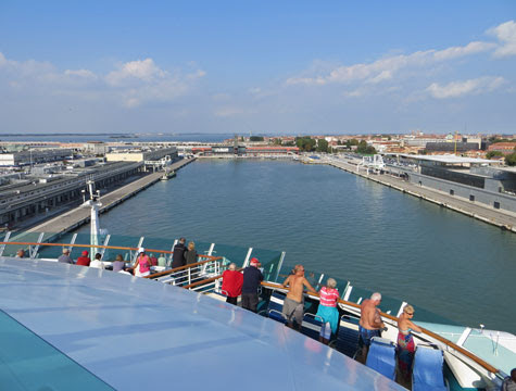 Venice Cruise Port - A Guide for Cruise Ship Passengers