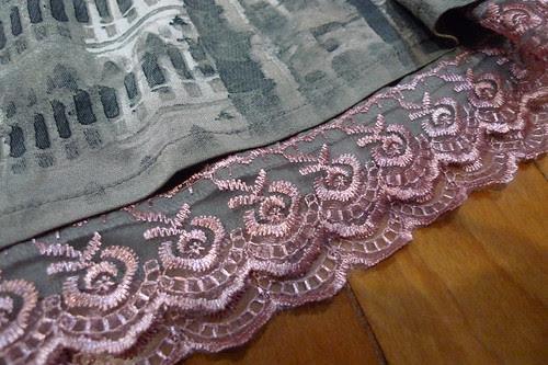 Lady Sloth Mists of Venice Skirt