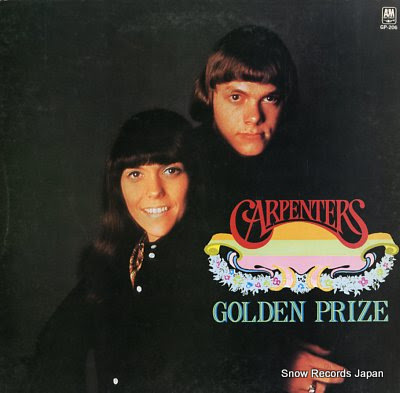 CARPENTERS golden prize