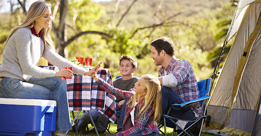 Best Resources for Camping with Kids as a Family