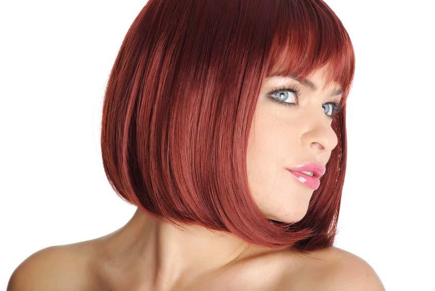 masque pour les cheveux colorés