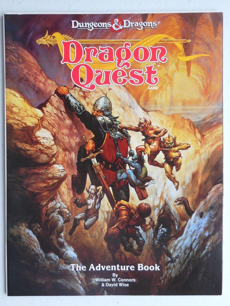 Dragon Quest adventure book