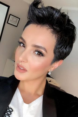 Black Female Short Hairstyles 2019