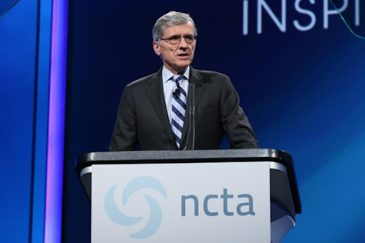 Tom Wheeler tells cable industry to stop complaining, start competing