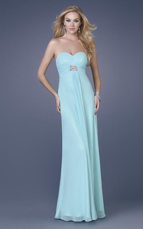 Wedding evening gowns pictures