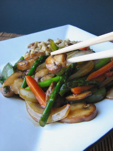 Weekend Stir-fry, Part II