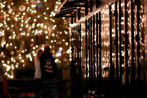 Bryant Park Lights