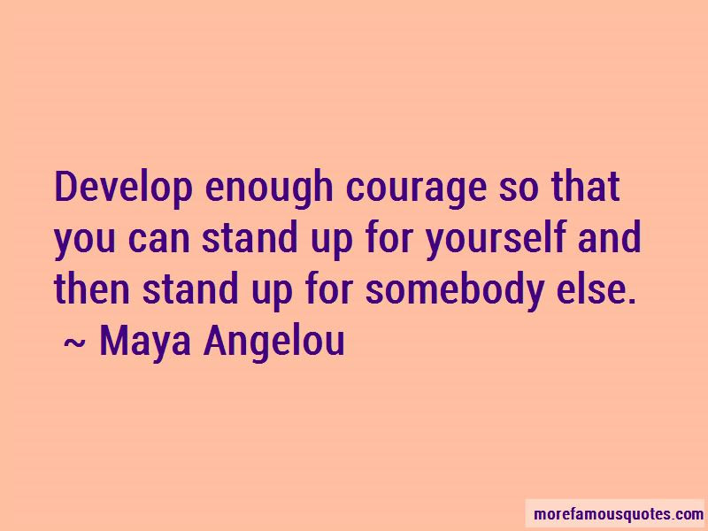 Quotes About Stand Up For Yourself Top 65 Stand Up For Yourself