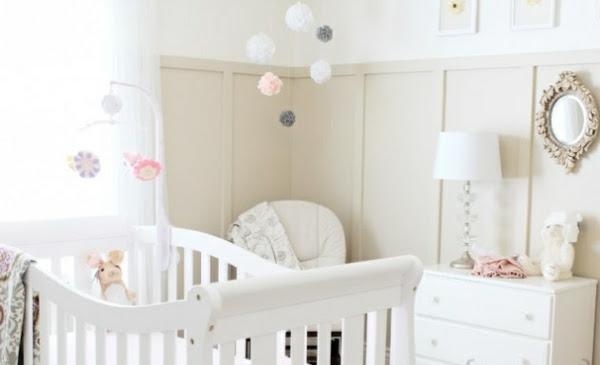 Kinderzimmer Dekoration selber basteln Decke Sterne