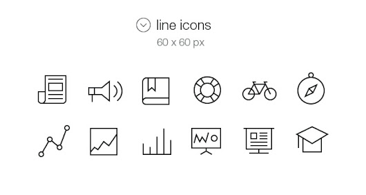 Tab Bar Icons iOS 7 Vol4 | Media Icons | Pixeden