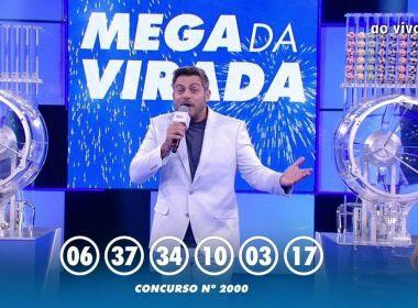 Mega da Virada: Três apostas vencedoras de SP foram feitas pela mesma pessoa
