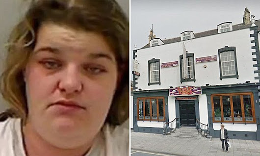 Spurned lesbian beat up six women who rejected her in a Hartlepool bar