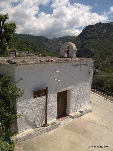 Ermita de la Virgen del Rosario (Fondales, Mecina Fondales)