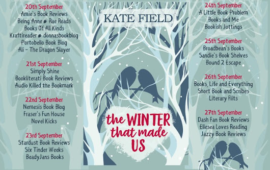 #BlogTour #Review ~ The Winter That Made Us by Kate Field @katehaswords @rararesources @AccentPress | Ali - The Dragon Slayer