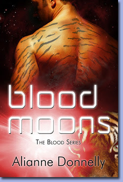 Blood Moons (The Blood Series, #1)
