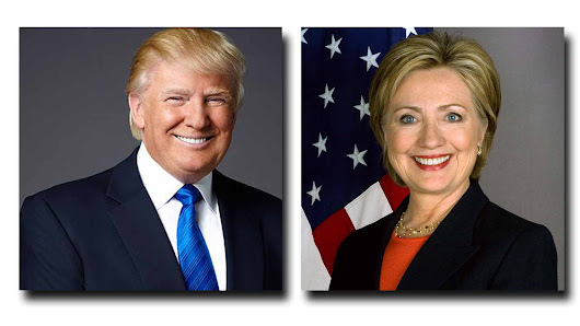 POLL:  Vote for the Next President of the United States