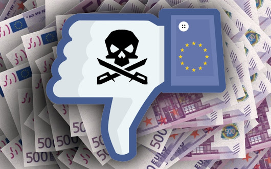 Piratage de Facebook : l'Europe pourrait infliger 1,63 milliards de dollars d'amende