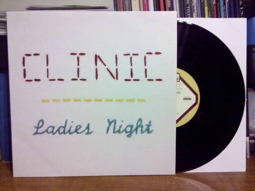 """Record Store Day Haul #12 - Clinic - Ladies Night 10"""""""