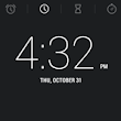 APK Download: Android 4.4 Clock/Alarm/Timer/Stopwatch App With Fixed Font, Four Tabs, New Time Picker, And More