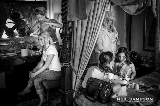 Neil Sampson Photography |   Busy Preparations: Why I Love This Photo