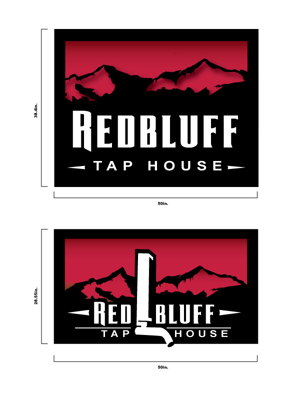 Menu Red Bluff Tap House