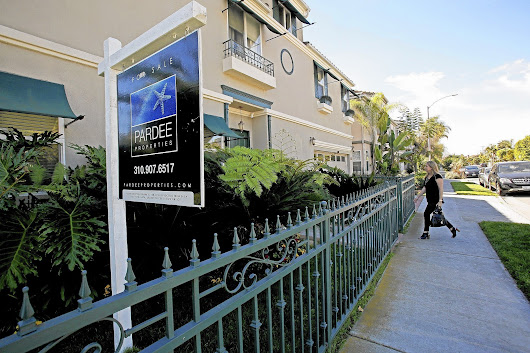 Housing prices surpass bubble peak in some Southland ZIP Codes