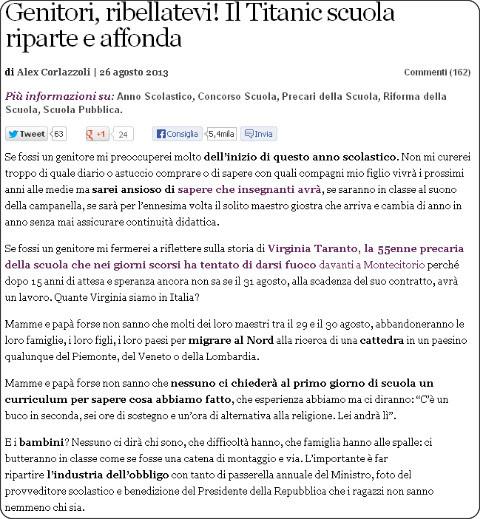 http://www.ilfattoquotidiano.it/2013/08/26/genitori-ribellatevi-titanic-scuola-riparte-e-affonda/692390/
