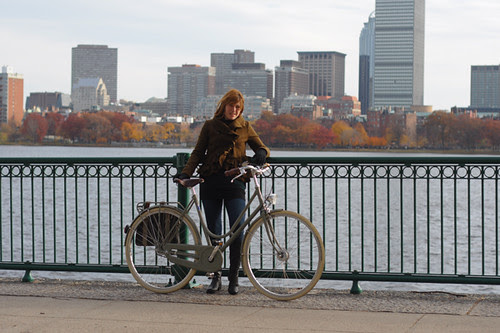 Charles River, Late Autumn