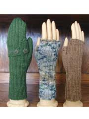 Fingerless Gloves/Mitts