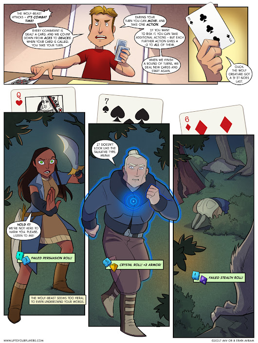 Wild at Heart - Page 7 | Up to Four Players