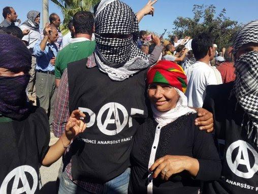 DAF in Kobane