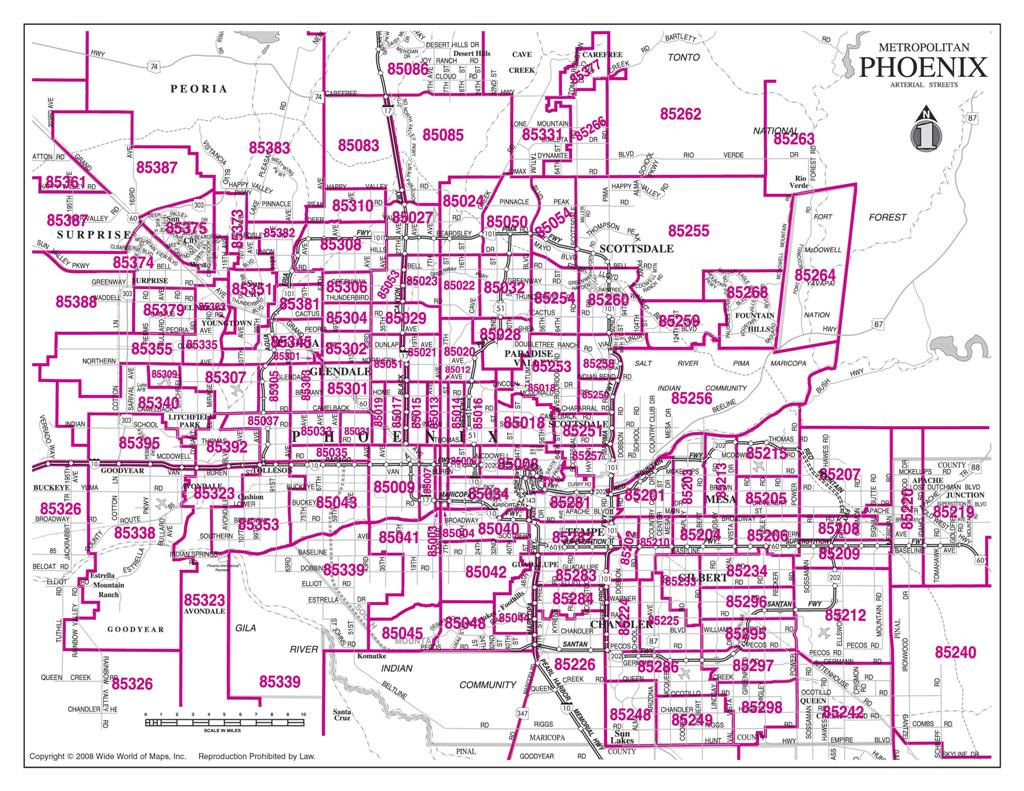 Map Of Tucson Arizona Zip Codes.World Map Gray Tucson Zip Code Map 2016
