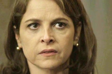 """Drica Moraes, a Carolina de """"Verdades secretas"""" (Foto: TV Globo)"""