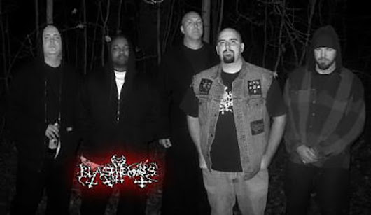 BLASPHEMOUS sign to Horror Pain Gore Death Productions \'Emerging Through Fire\' set for release on July 27th