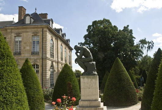 THE THINKER BY RODIN: where it is housed and who is it