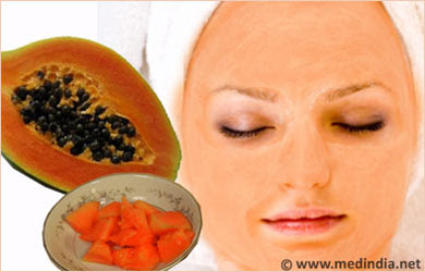 Skin and Papaya