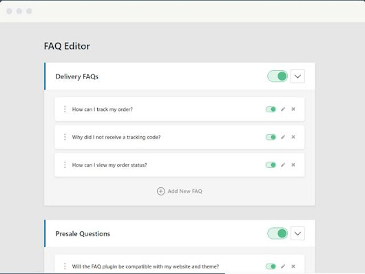 Meet Heroic FAQs, A Complete Frequently Asked Questions Management Plugin - JustWP